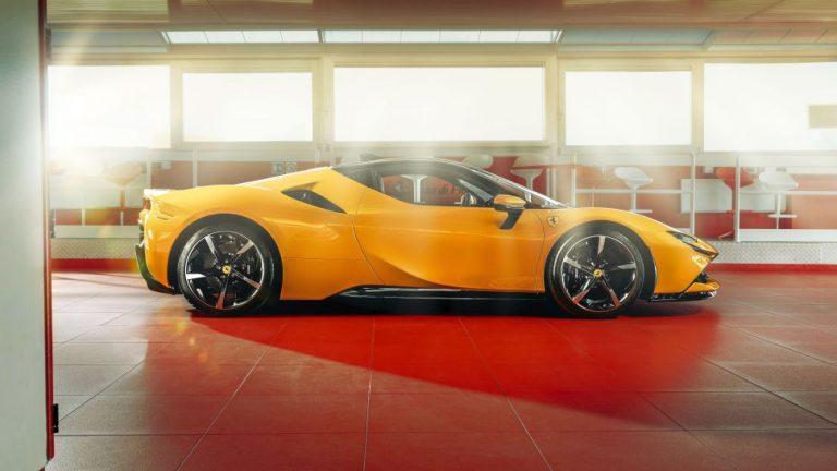 McLaren Artura wird bald einem beeindruckenden Konkurrenten gegenüberstehen