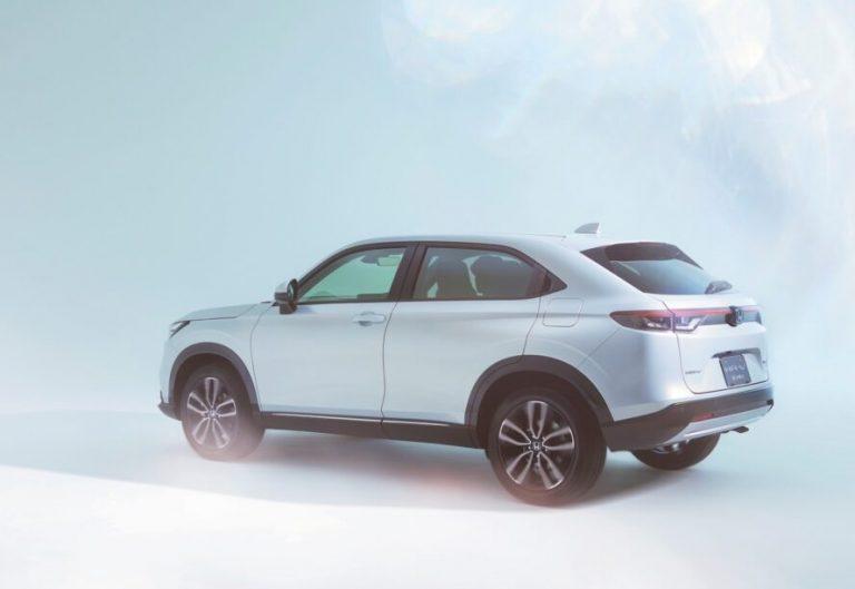 Honda zieht Vorhang auf die neue Generation HR-V